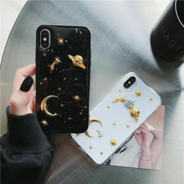 Söt telefonväska till iPhone 12 11 PRO MAX 8 Plus X XR White,For iPhone 7 / 8