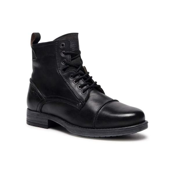 Wrangler Marlon Combat Stövlar Black 44 / Black