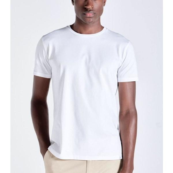 Ekologisk bomull 2-pack Basic T-shirt White M