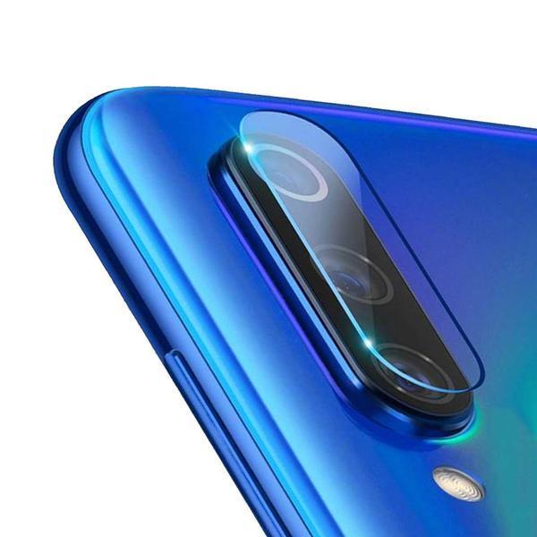 Xiaomi Note 10 Linsskydd Härdat glas för Kamera Transparent