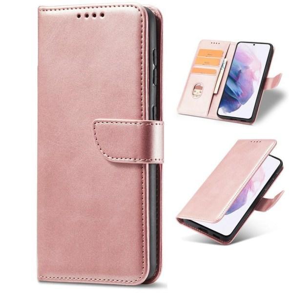 Samsung Galaxy A42 5G Plånboksfodral - Rosé Rosa