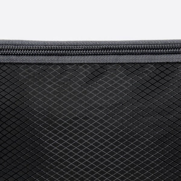 Sportbälte med förvaring för löpning - iPhone/Samsung m.fl. Svart