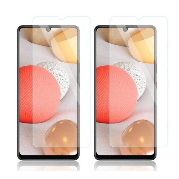[2-Pack] Skärmskydd Samsung Galaxy A52 5G/4G - Härdat Glas Transparent