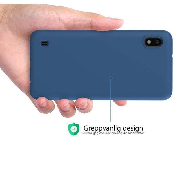Silikonskal till iPhone 11 - Army Green Grön