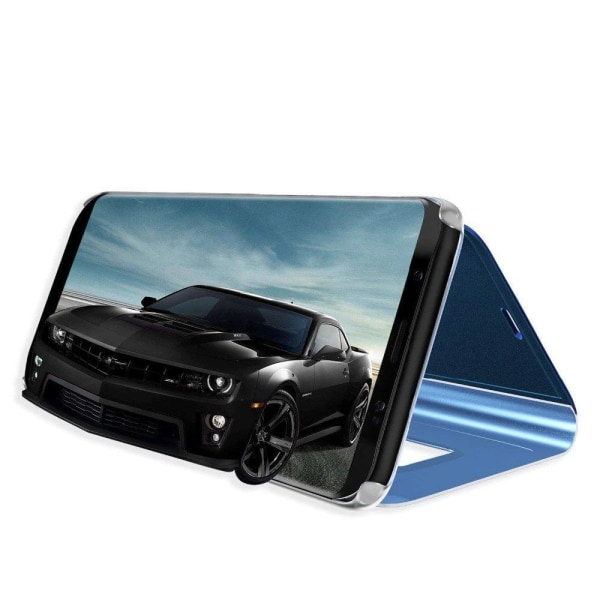 Samsung Galaxy S20 FE Smart Stand Fodral - Blå Blå