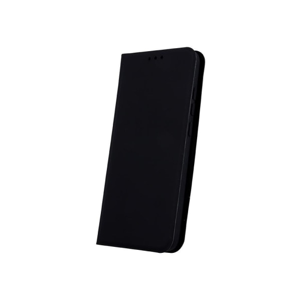 Samsung Galaxy A42 5G Plånboksfodral Premium - Matt Svart Svart