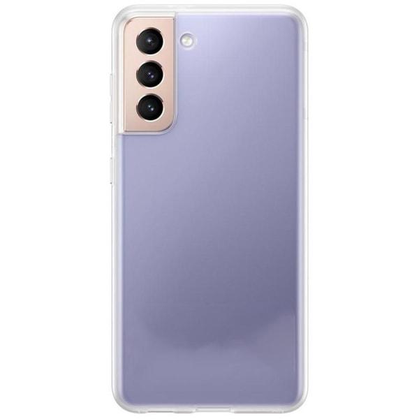 Samsung S21 Skal Ultra-Slim Transparent TPU  Transparent