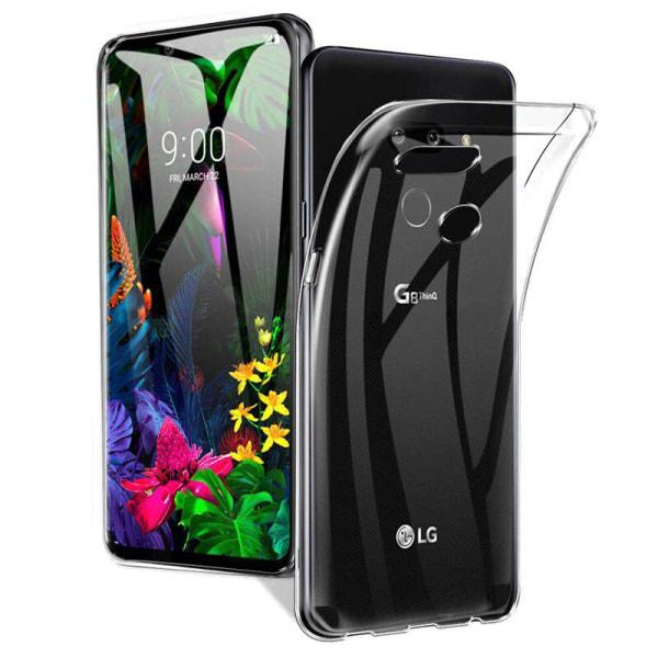 LG G8 ThinQ Skal Ultra-Slim Genomskinligt Transparent