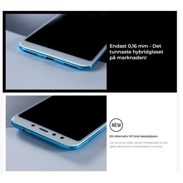 3MK™ Flexible Skärmskydd Google Pixel 4A Glass Transparent