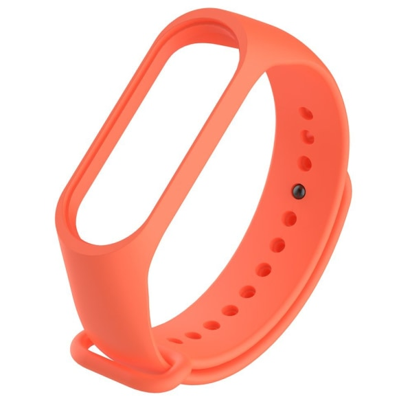 Xiaomi Mi Band 4/3 Armband - Orange Silikon Orange one size