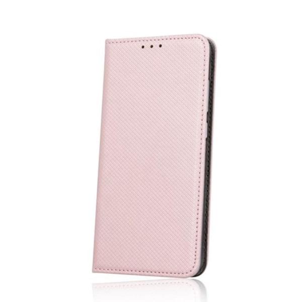 Samsung Galaxy A12 Flip Fodral Plånboksfodral Roséguld Rosa