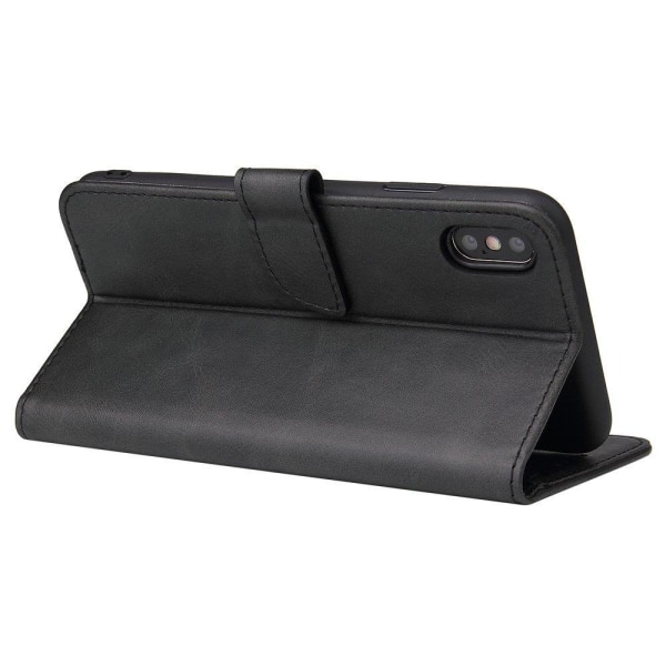 iPhone XR Plånboksfodral Svart