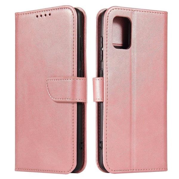 Samsung Galaxy A41 Plånboksfodral Rosa