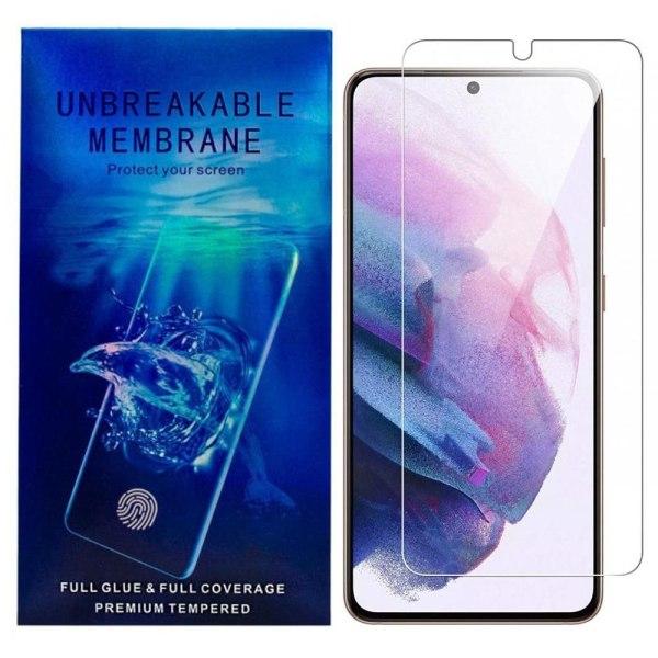 Samsung Galaxy S21 Plus Skärmskydd - Oförstörbar Membran Transparent