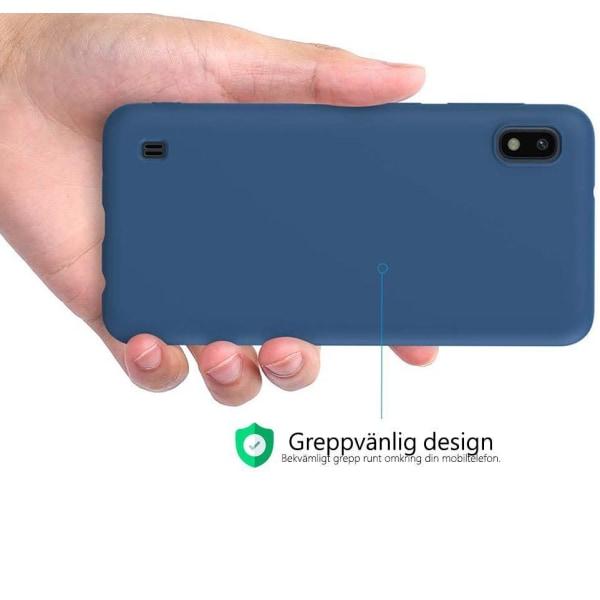 Silikonskal till iPhone 11 Pro Max - Mörkblå Blå