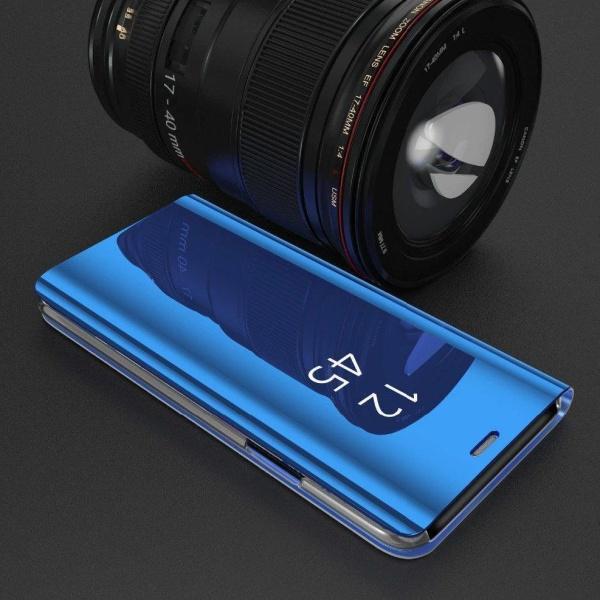 Samsung Galaxy A41 Smart Stand Fodral - Roseguld Rosa guld