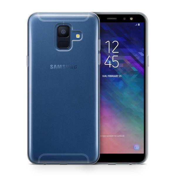 Champion™ Slim Cover Samsung Galaxy A6 2018 Skal Svart