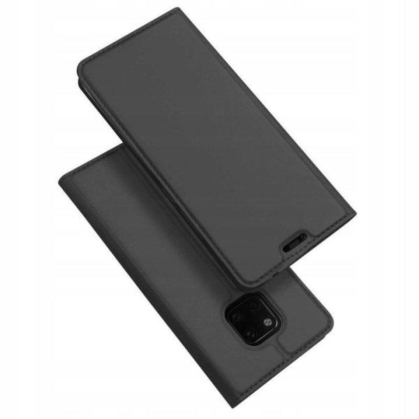 DUX DUCIS™ Skin Pro Fodral till Huawei Mate 20 Pro - Grey/Black Svart