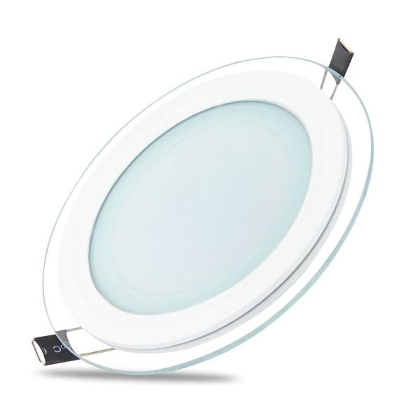 Forever Rund LED Panel Lampa 18W (4500k) Neutral Vit