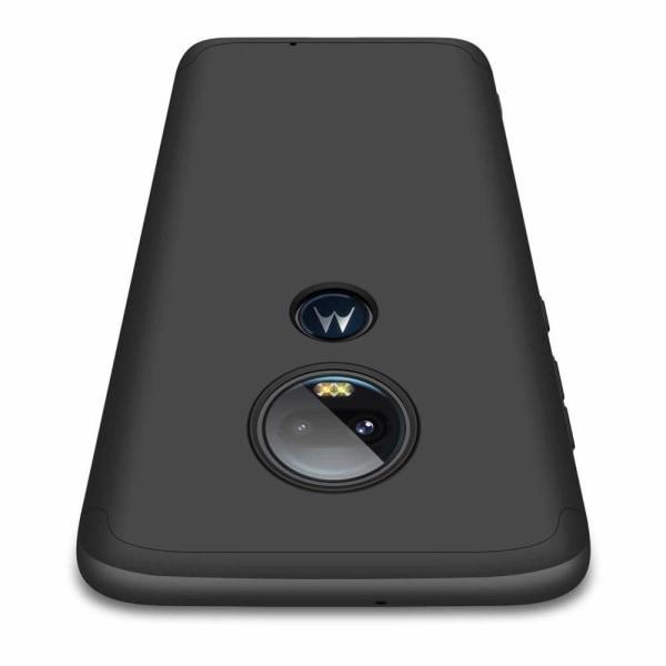 GKK Full Body Skal till Motorola Moto G7 - Svart Svart