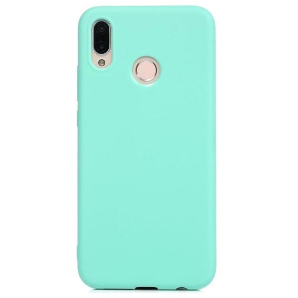 Huawei P20 Lite Silikonskal - Ultra Slim Skal - Mint Grön