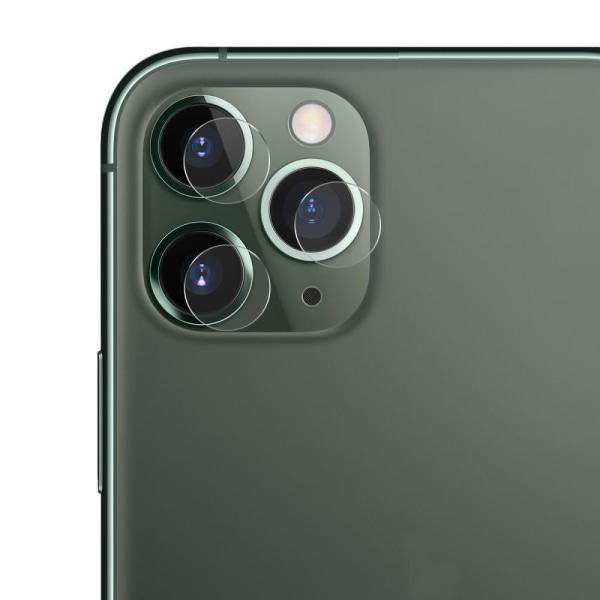 iPhone 12 Pro Max Linsskydd Härdat glas för Kamera Transparent