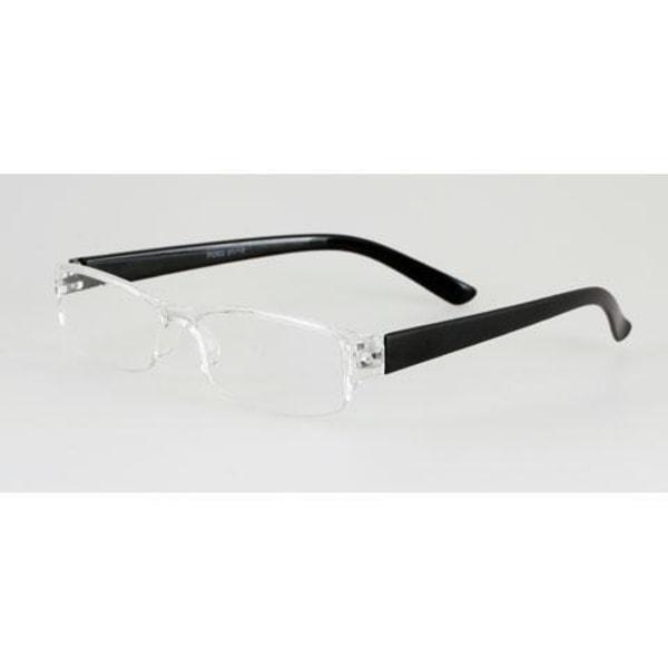 Läsglasögon +2.0 Styrka Svart/TR
