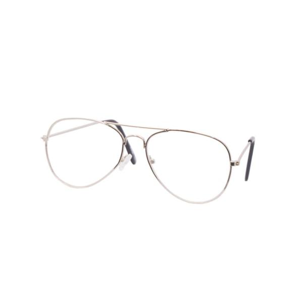 Läsglasögon Pilot +1.5 Styrka Silver Silver