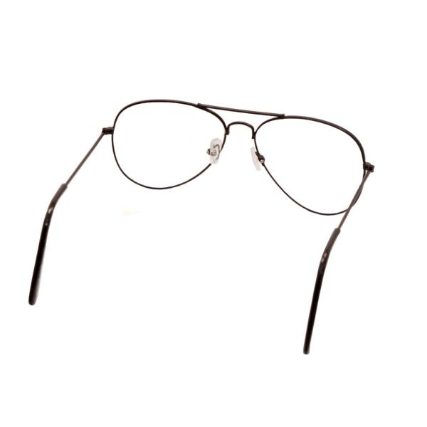 Läsglasögon Pilot +3.0 Styrka - Svart