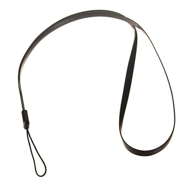 Mobilband Halsband/Rem, Svart Svart