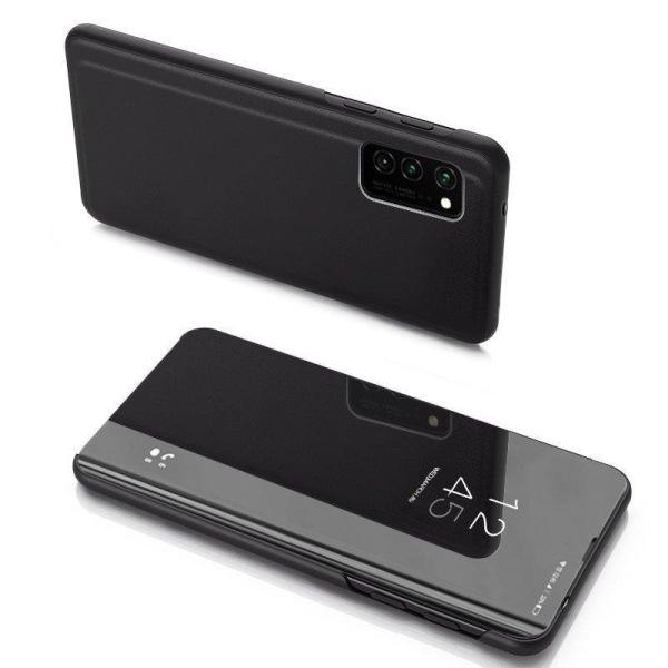 Samsung Galaxy A21S Smart View Cover Fodral - Svart Svart