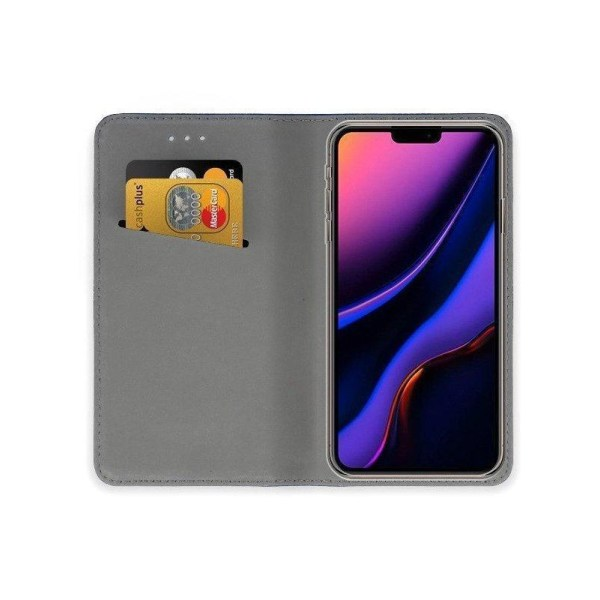 Samsung Galaxy A42 5G Flip Fodral Plånboksfodral Svart Svart