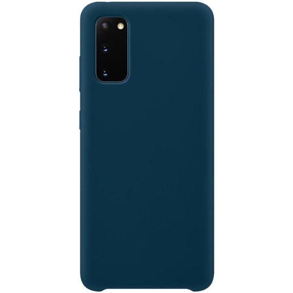 Samsung Galaxy S20 FE Silicone Case - Navy Blue Silikonskal Blå