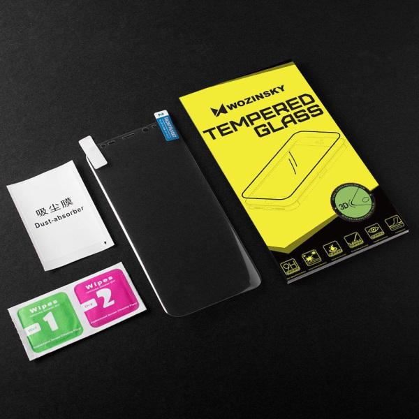 Samsung S10 Skärmskydd Heltäckande PET Film Transparent