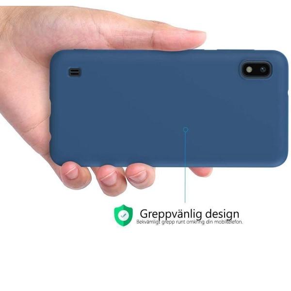 Silikonskal till Xiaomi Redmi 9A - Svart Skal Svart