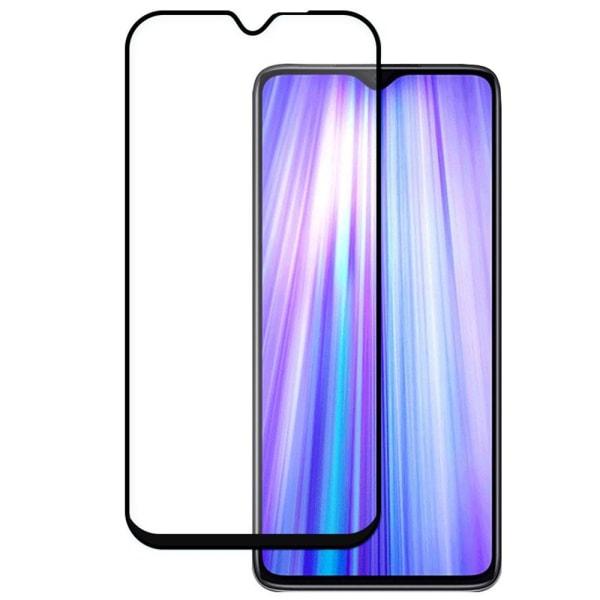 uSync® Skärmskydd Xiaomi Redmi Note 8T - Fullskärm Härdat Glas Transparent