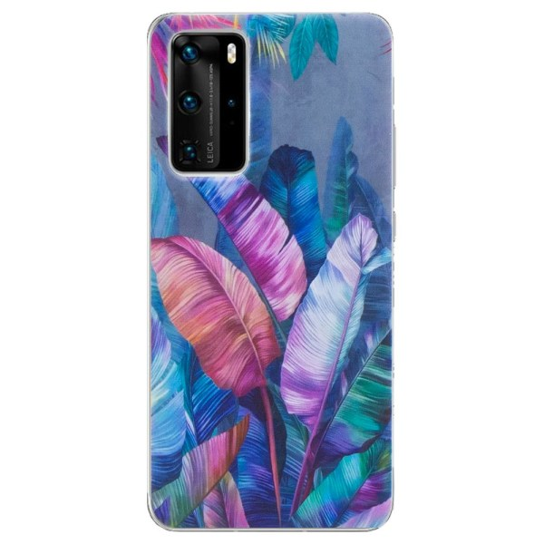 uSync™ Huawei P40 Pro Skal - Design Case Marisol Transparent