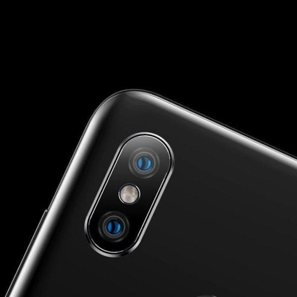 Xiaomi Redmi Note 8T Linsskydd Härdat glas för Kamera Transparent