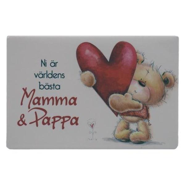 Magnet - Mamma och pappa