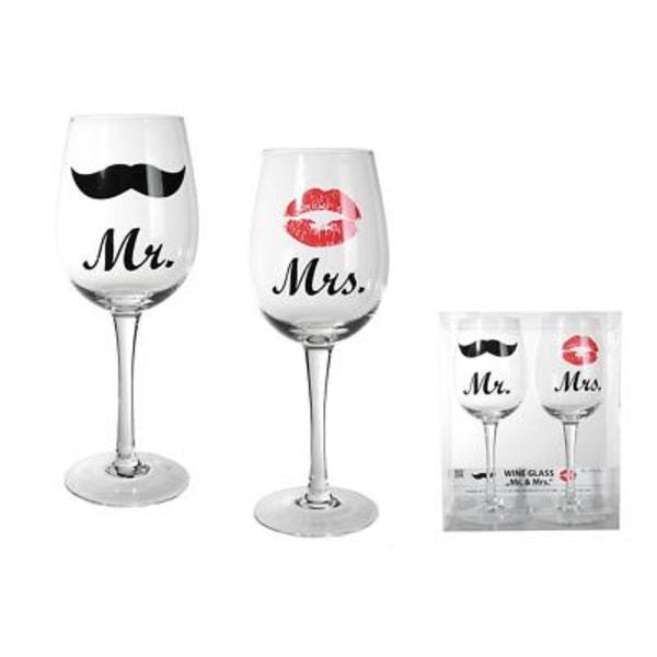 Vinglas - Mr & Mrs