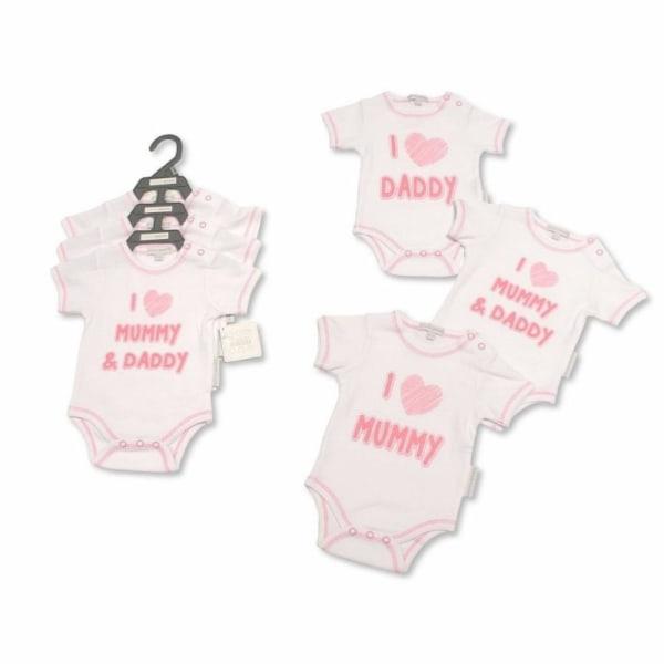 3-pack body från Nursery time