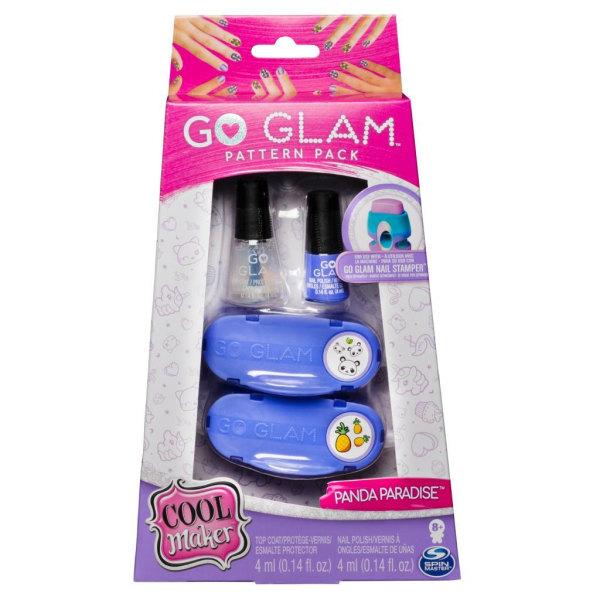 Cool Maker Go Glam Pattern Pack Panda Paradise multifärg