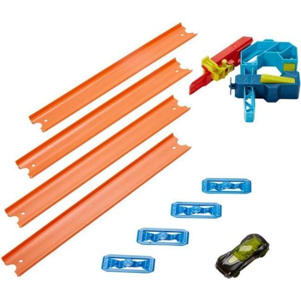 Hot Wheels Track Builder Speed Clamp Pack GLC92 multifärg