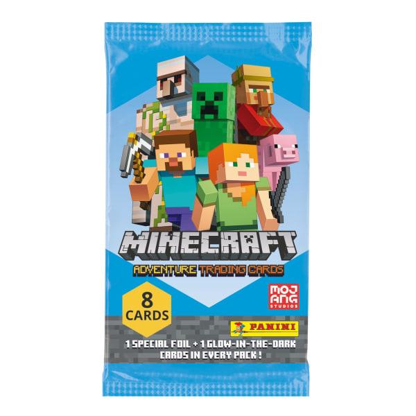 Minecraft Booster Samlarbilder