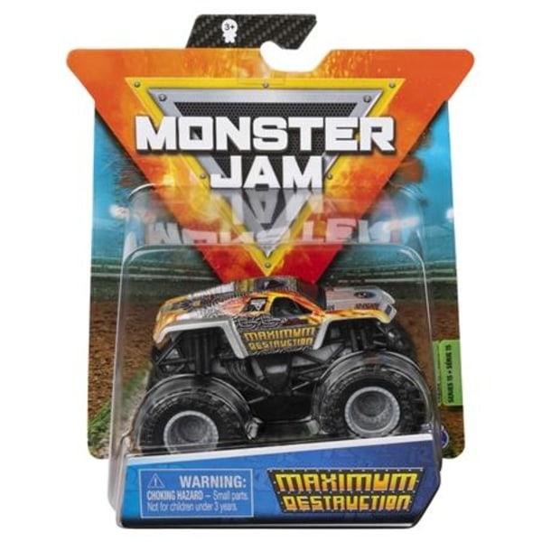Monster Jam 1:64 Max-D Maximum Destruction multifärg