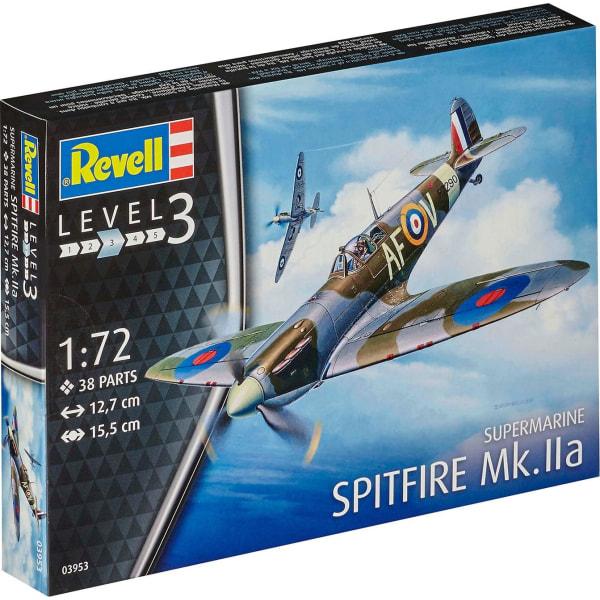 Revell Spitfire Mk.IIa 1:72 Modellbyggsats