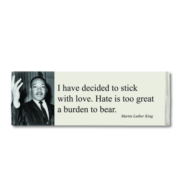 Citatmagnet Martin Luther King