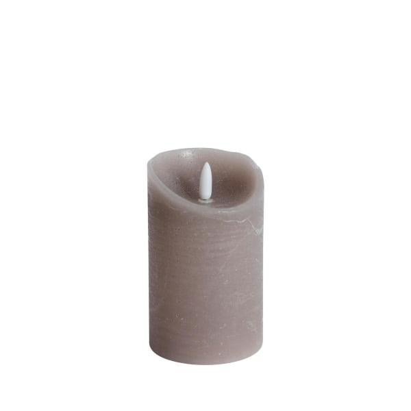 Vaalea LED Harmaa 7,5x12,5 cm ajastin Grey