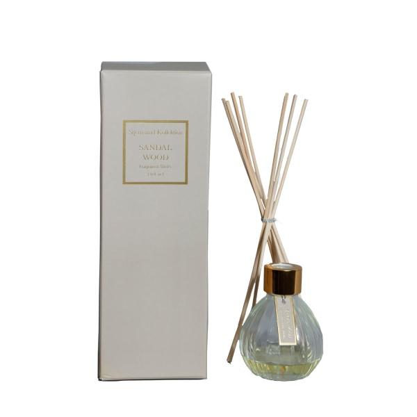 FINTINNE Duftpinde Værelse duft Sandeltræ 100 ml White