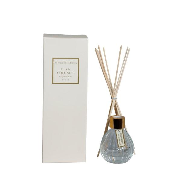 Tuoksutikut Huoneen tuoksu Fig / Coconut 100 ml White